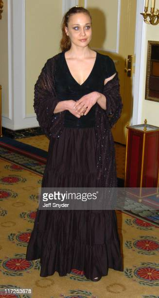 Fiona Apple during The Creative Coalition's 2005 Capitol Hill Spotlight Awards at Willard Intercontinental Hotel in Washington DC United States