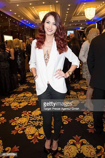Fiona Erdmann attends Movie Meets Media at Ritz Carlton on February 6 2015 in Berlin Germany