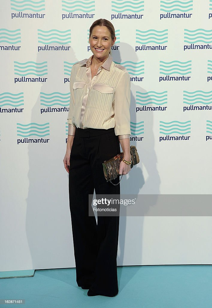 Fiona Ferrer attends the Blue Night by Pullmantur at Neptuno Palace on February 28, 2013 in Madrid, Spain.