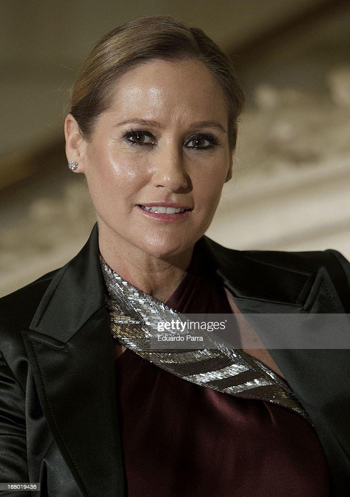 Fiona Ferrer attends the Ralph Lauren Dinner Charity Gala at the Casino de Madrid on November 14, 2013 in Madrid, Spain.