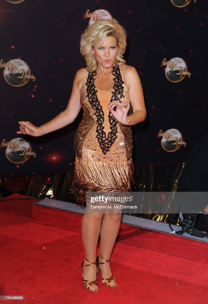 """""""Strictly Come Dancing"""" - Red Carpet Launch - Arrivals"""
