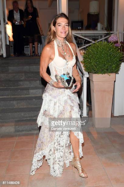 Fiona Swarovski attends 2017 Ischia Global Film Music Fest on July 9 2017 in Ischia Italy