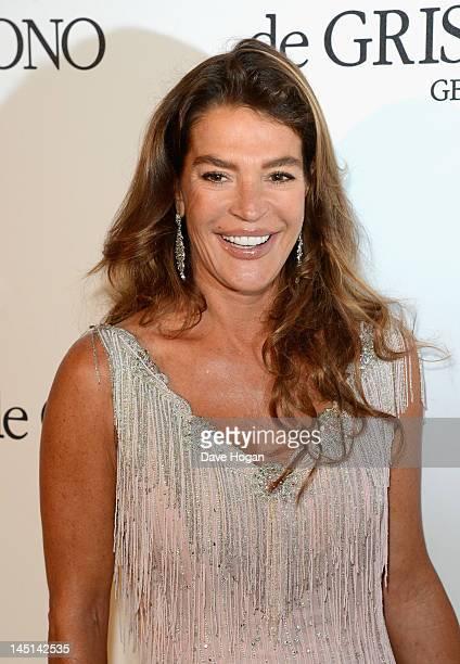 Fiona Swarovski attends de Grisogono Glam Extravaganza at Hotel Du Cap EdenRoc on May 23 2012 in Cap D'Antibes France