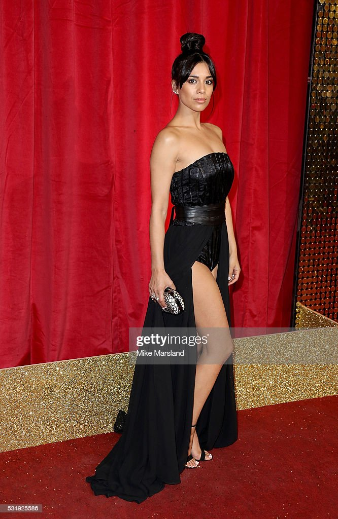 Fiona Wade attends the British Soap Awards 2016 at Hackney Empire on May 28, 2016 in London, England.