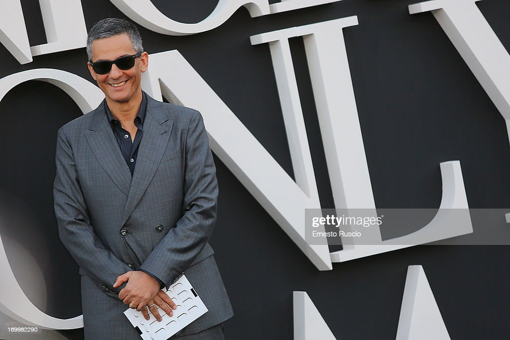 Fiorello attends 'One Night Only' hosted by Giorgio Armani at Museo Della Civilta Del Lavoro in Roma on June 5, 2013 in Rome, Italy.
