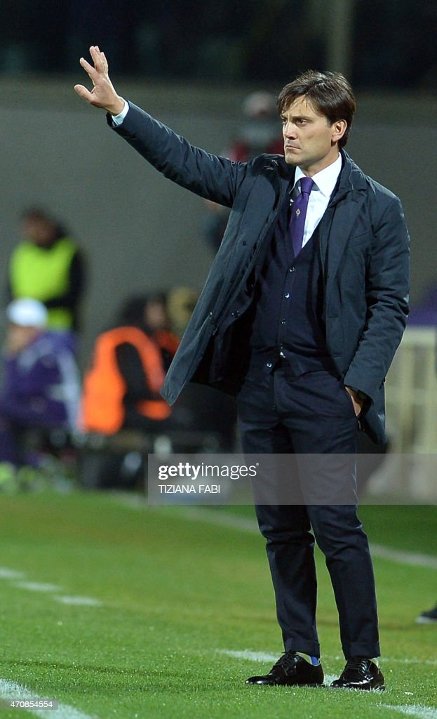 ACF Fiorentina v FC Dynamo Kyiv - UEFA Europa League: Quarter Final