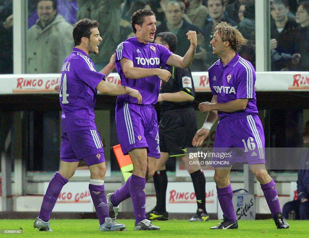 Fiorentina v Juventus s and