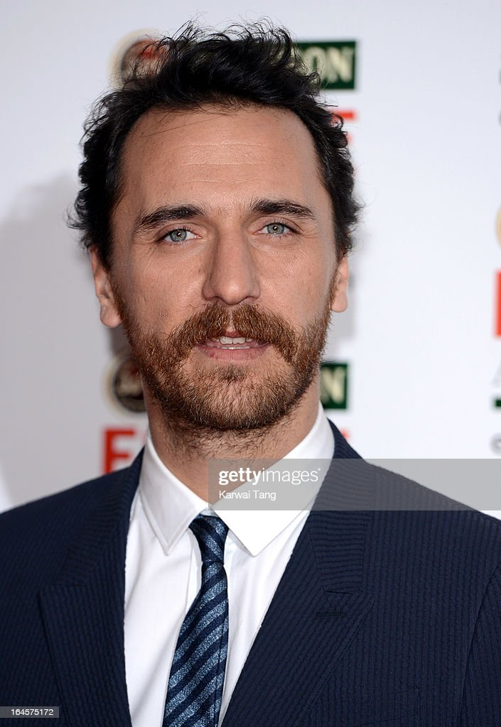 Firat Celik attends the 18th Jameson Empire Film Awards at Grosvenor House, on March 24, 2013 in London, England.