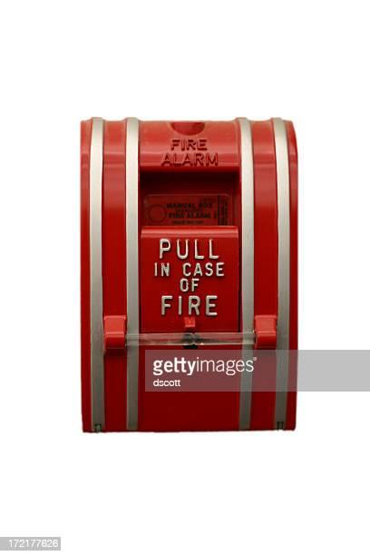 Alarme incendie (isolé