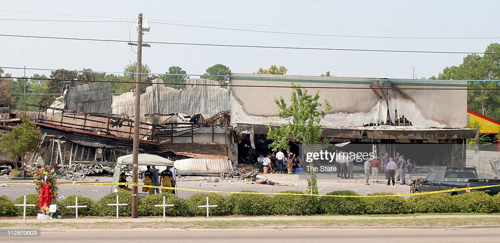 A Fire At The Sofa Super Store In Charleston, South Carolina Claimed The  Life Of