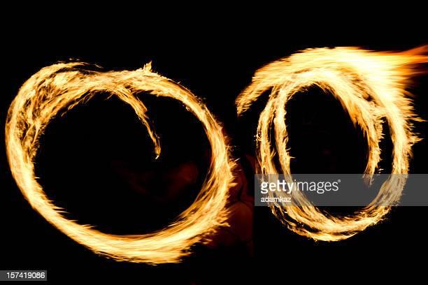 Fire Dancers (Series)