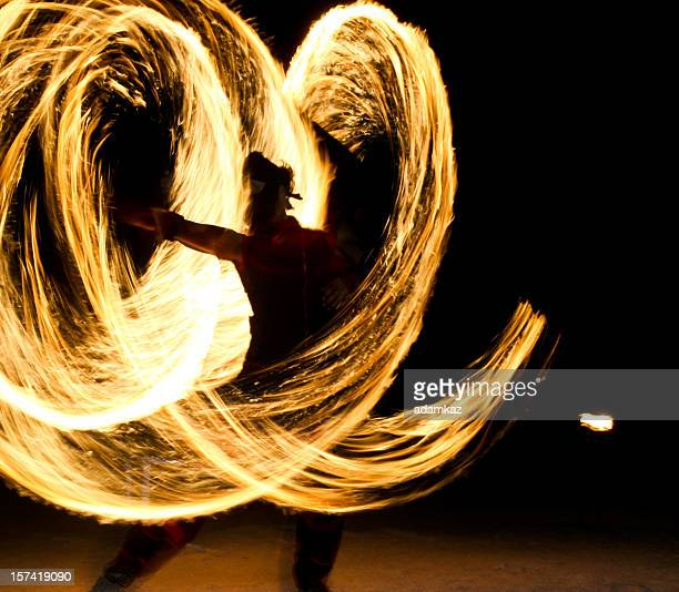 Fire Dancers (Series)