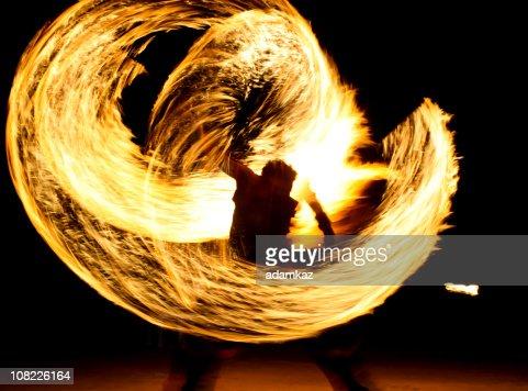 Fire eater (Series)
