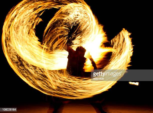 Fire eater (Series)