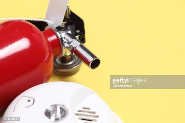 fire extinguisher outdoor