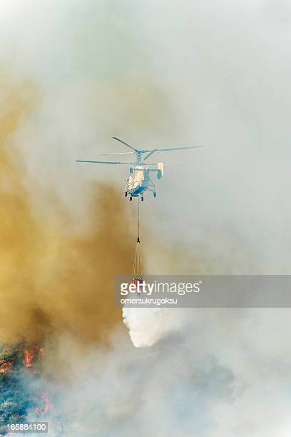 Fire Fighting Helicopter KA-32T