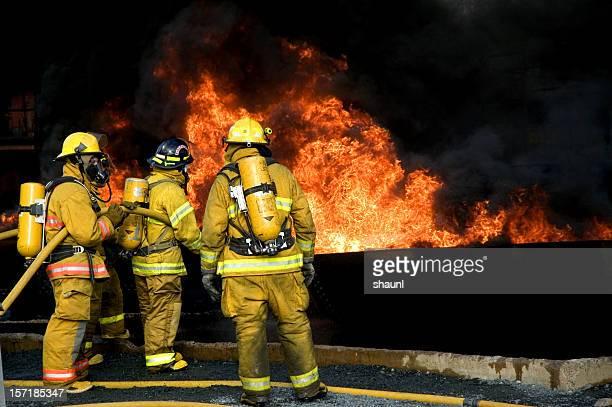 火災の戦い