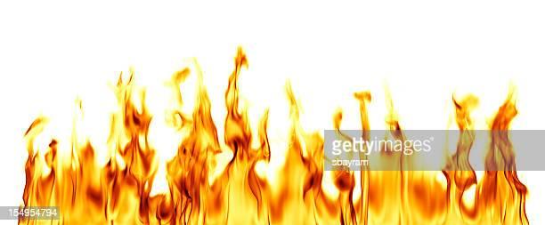 XXXL Feuer Flames