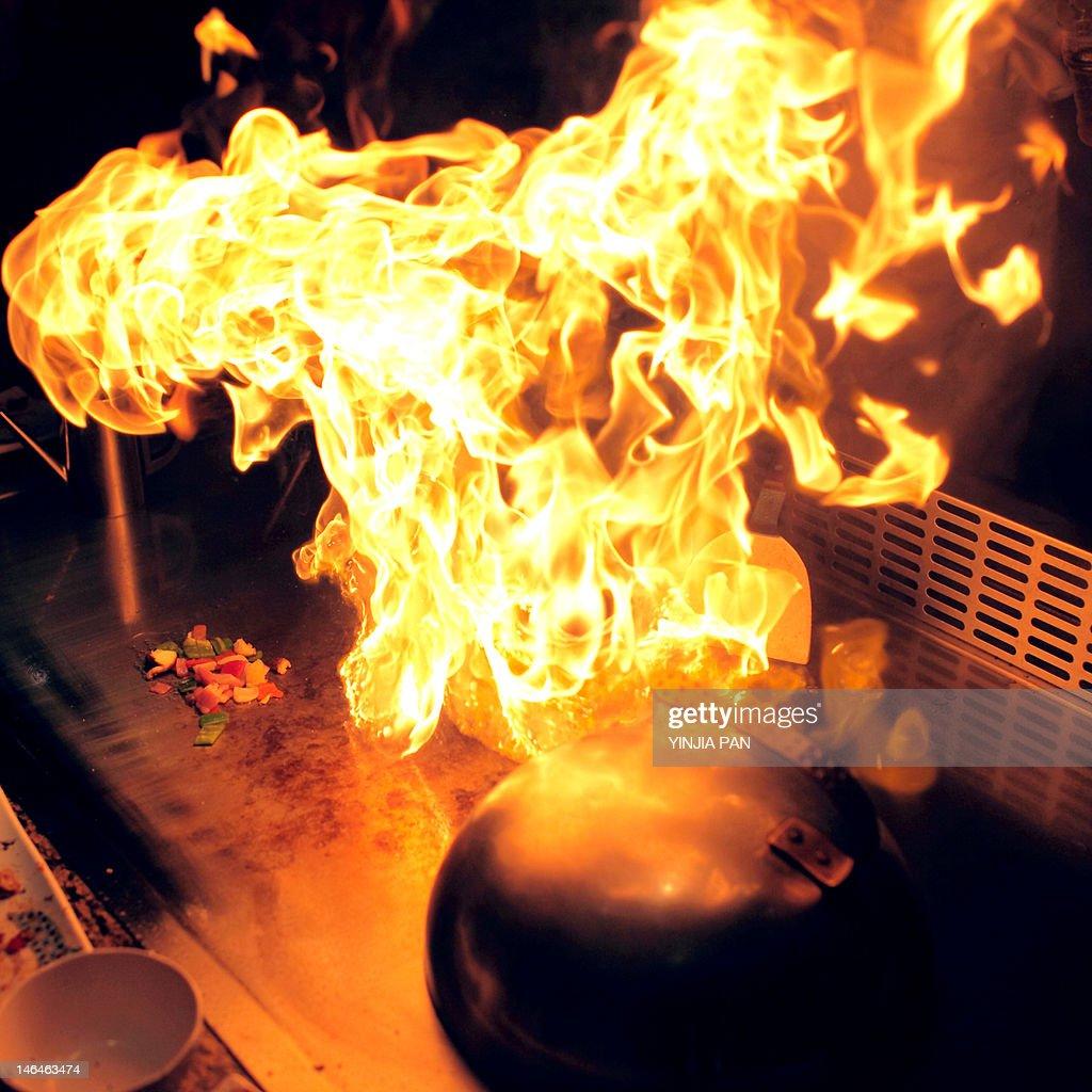 Fire : Stock Photo