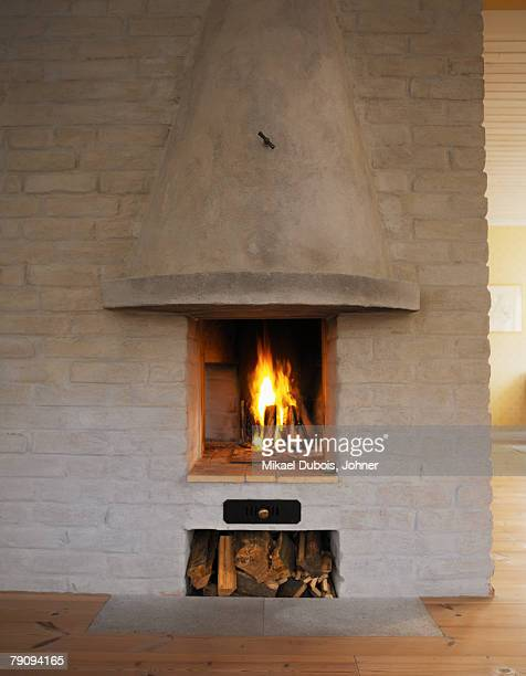 Fire place.
