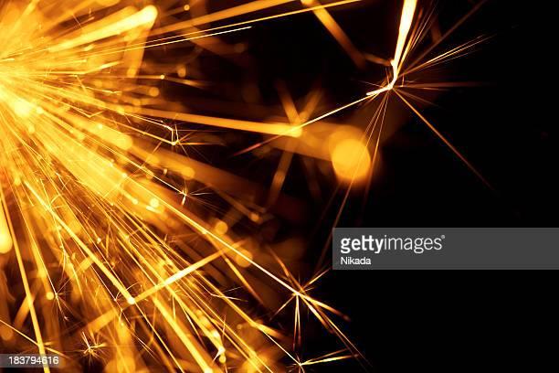 Fogo brilhante