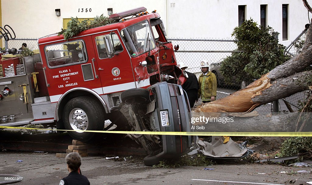 LAFD] Light Force 27   Rescue 27   Engine 27 Los Angeles Fire ...