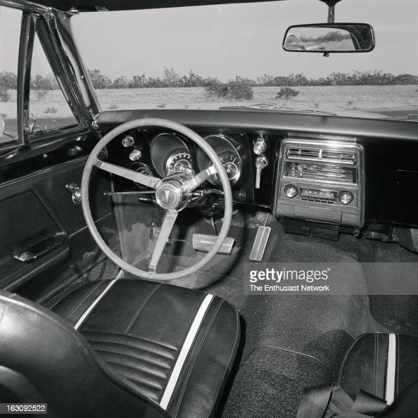 1967 Firebird Interior Fixing A Flat Pictures Getty Images