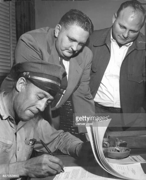 JAN 8 1958 JAN 9 1958 fired drivers of Western Auto Transports Inc agreement that gives them back pay of about had been accused by NLRB of labor law...