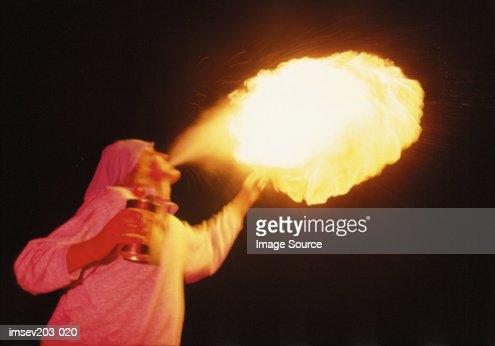 Fire-eater