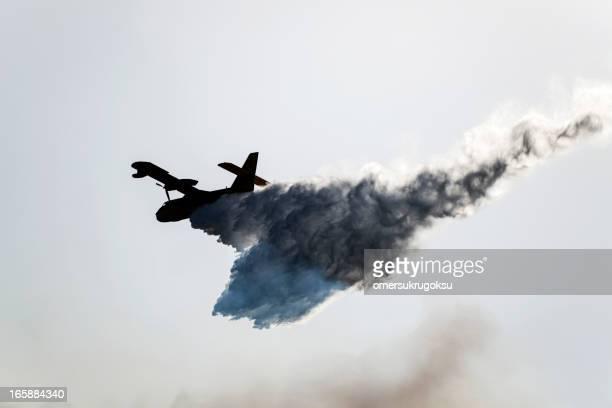 Pompier avion