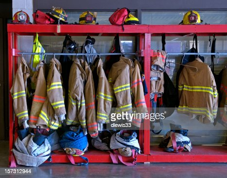 Firefighters' Gear