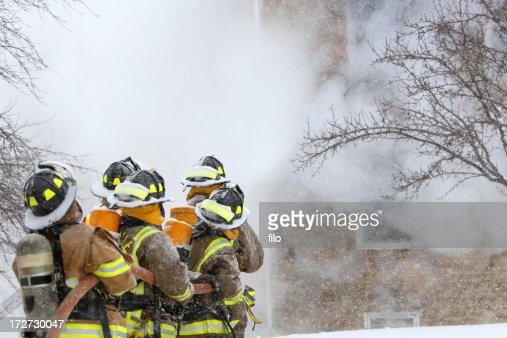 Firefighting Team