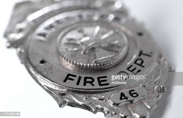Fireman Badge