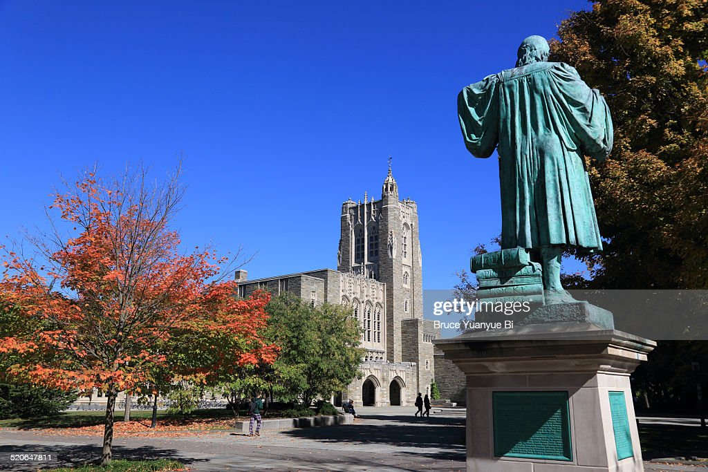 Firestone Library of Princeton University