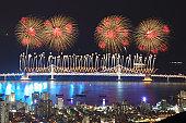 BUSAN, Firework festival
