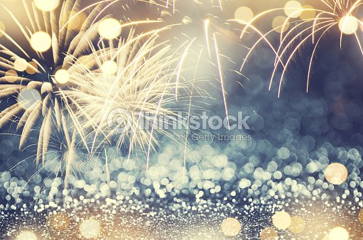 fireworks background new year stock photo thinkstock
