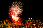 Fireworks in Pittsburgh