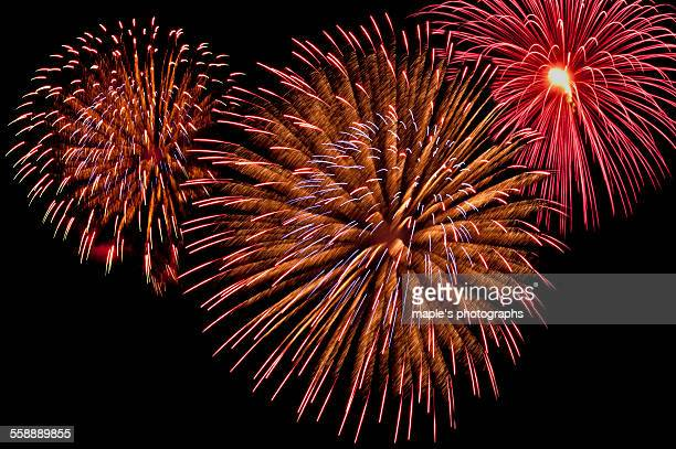 Fireworks, Japan, Nagano