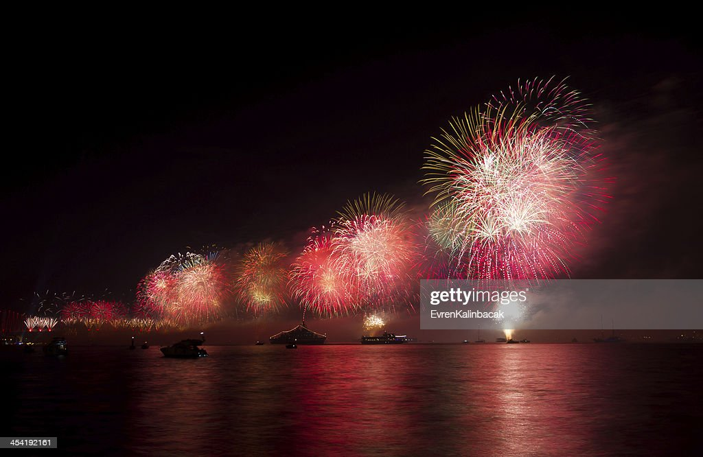 Fireworks : Stock Photo