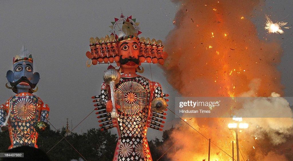 India Celebrates Dussehra Festival | Getty Images