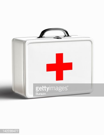 First Aid kit : Stock Photo