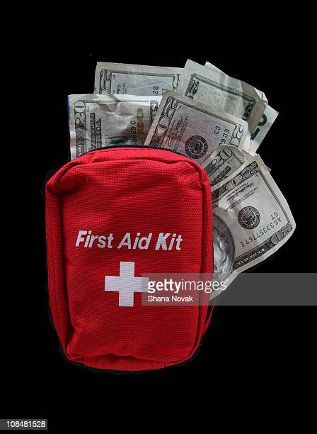 First Aid Kit with Money
