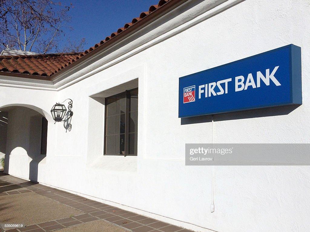 First bank in Buellton California