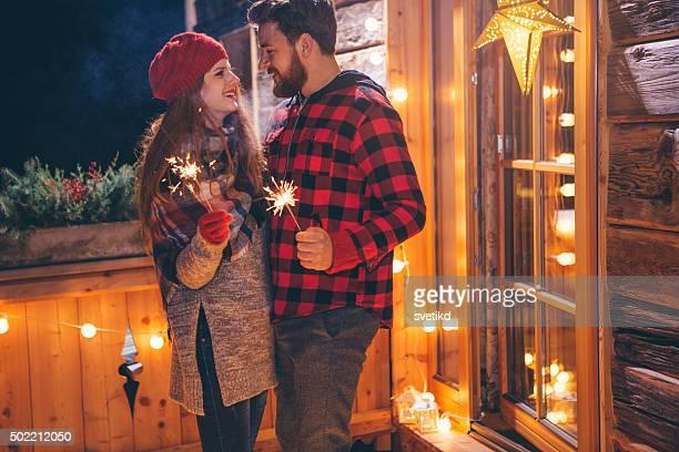 Erstes Weihnachtsfest gemeinsam