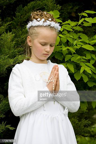 Primera comunión chica