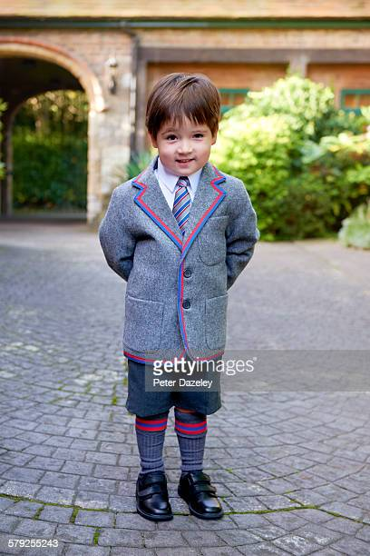 First day at prep school