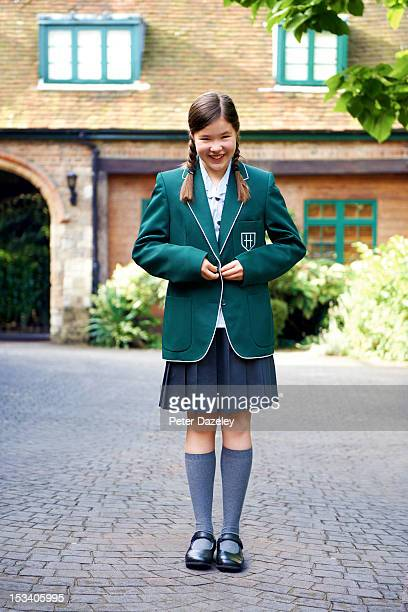 First day at senior school