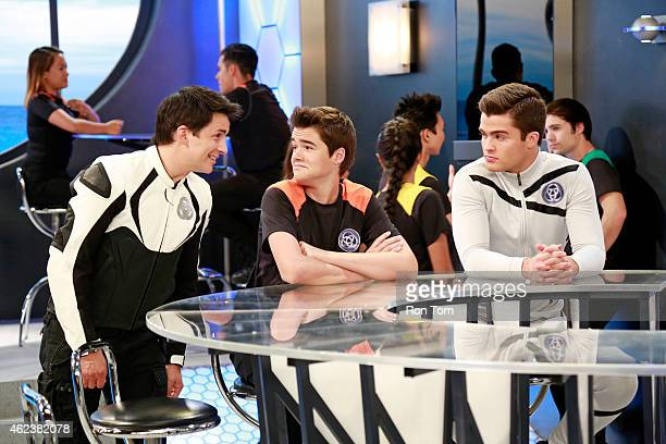 LAB RATS 'First Day of Bionic Academy' To his dismay Leo finds out that he will be a student at the Bionic Academy not a mentor like Adam Bree and...