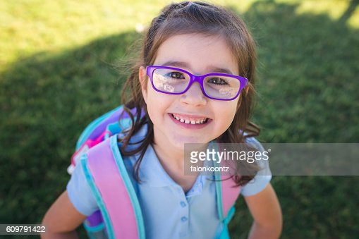 First Day of School : Stock Photo