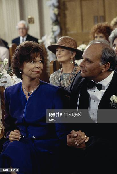 SUSAN 'First Epiosode' Episode 1 Aired Pictured Caroline McWilliams as Liz Miller Keane Kurt Fuller as Bill Keane Photo by Alice S Hall/NBCU Photo...